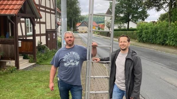 Markus und Holger